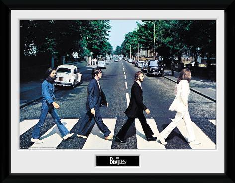The Beatles - Abbey Road Samletrykk