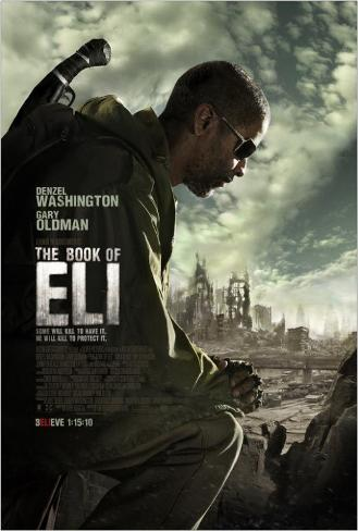 The Book of Eli Plakat