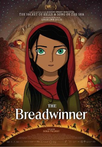 The Breadwinner Plakat