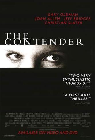 The Contender Plakat
