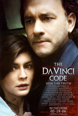 The Da Vinci Code Plakat
