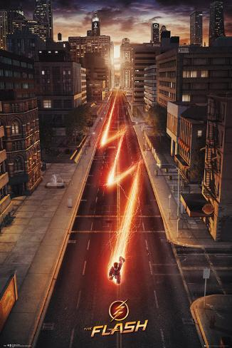 The Flash Plakat