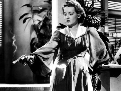 The Letter, Bette Davis, 1940 Foto