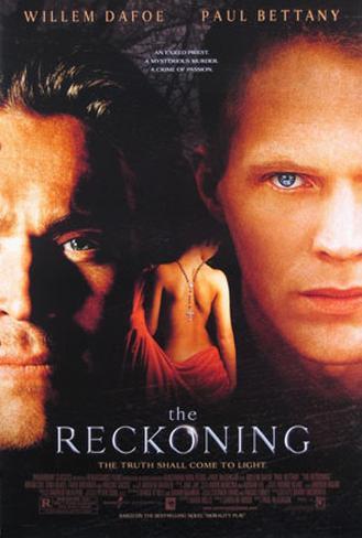 The Reckoning Plakat