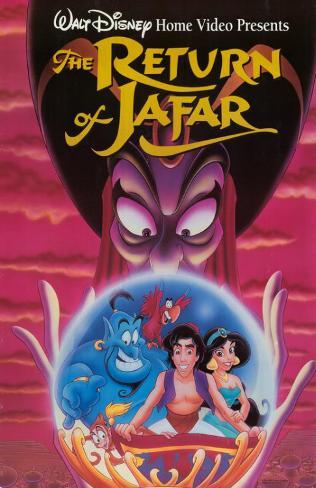 The Return of Jafar Masterprint