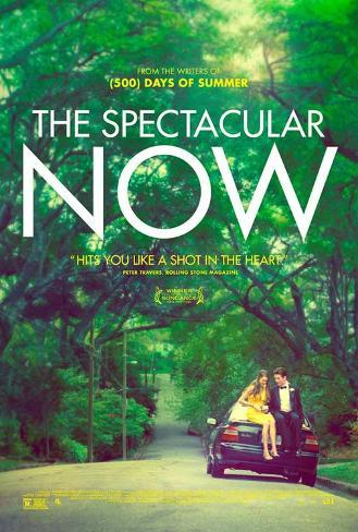 The Spectacular Now Movie Poster Masterprint