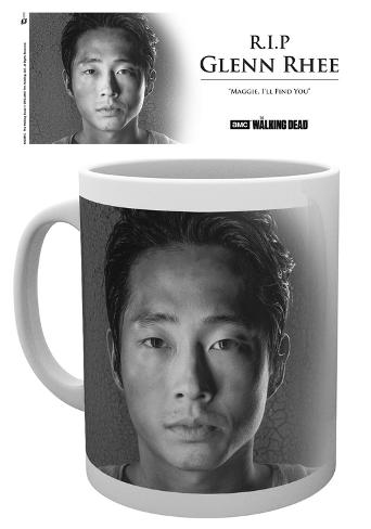 The Walking Dead - RIP Glenn Mug Krus