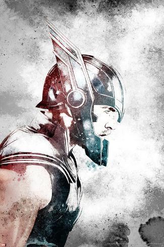 Thor: Ragnarok - Thor Kunsttrykk