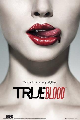 True Blood Plakat