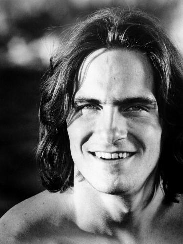 Two-Lane Blacktop, James Taylor, 1971 Foto