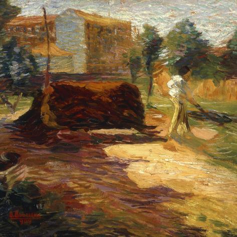Periferia, 1909 Giclee-trykk