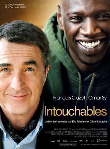 Untouchable Movie Poster Mestertrykk