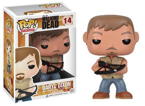 Walking Dead - Daryl POP TV Figure Leke