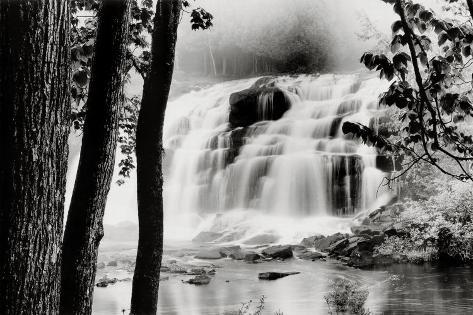 Waterfall Lake Plakat