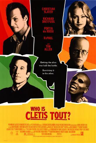 Who is Cletis Tout? Plakat