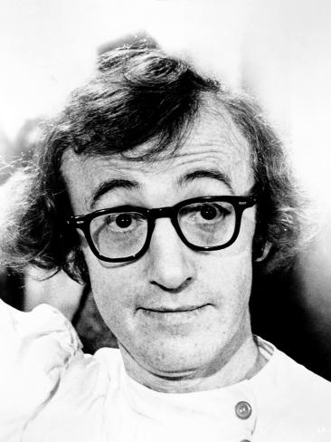 Woody Allen, Love and Death, 1975 Fotografisk tryk