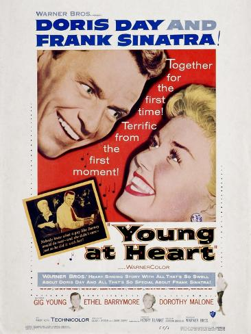 Young at Heart, 1954 Premium Giclée-tryk