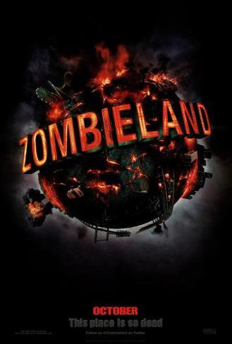 Zombieland Plakat