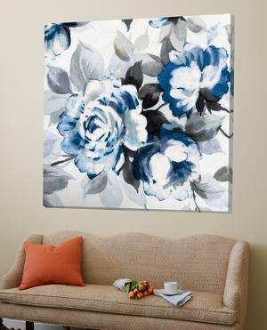 Scent of Roses Indigo III by Portfolio