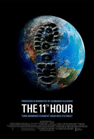 11th Hour Dubbelzijdige poster