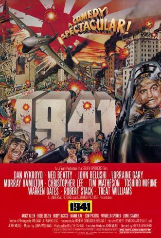 1941– Wo bitte geht's nach Hollywood Neuheit