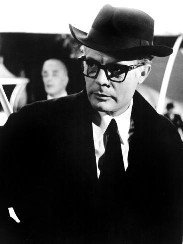 8 1/2, Marcello Mastroianni, 1963 Foto