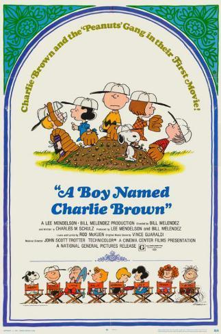 A Boy Named Charlie Brown Neuheit