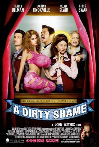 A Dirty Shame Doppelseitiges Poster