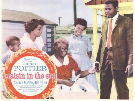 A Raisin in the Sun, 1961 Kunstdruck
