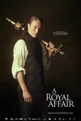 A Royal Affair Neuheit