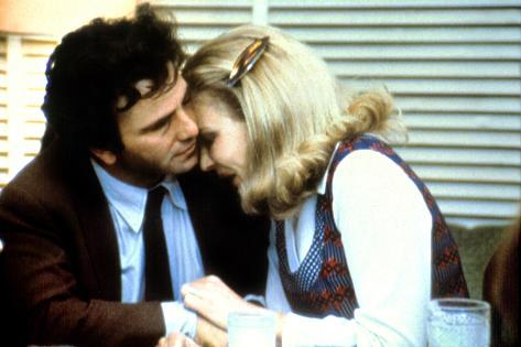 A Woman under the Influence, Peter Falk, Gena Rowlands, 1974 Foto