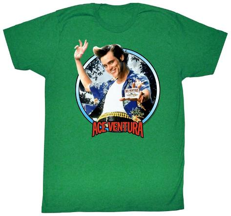 Ace Ventura - Wisconsin T-Shirt
