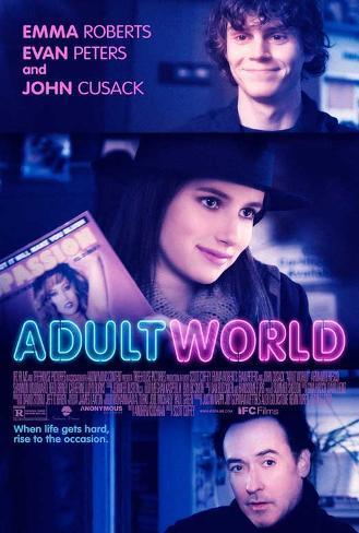 Adult World Neuheit