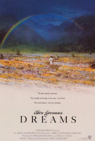 Akira Kurosawa's Dreams Poster