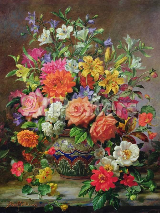 September Flowers Symbols Of Hope And Joy Gicledruk Van Albert