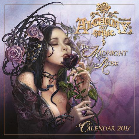 Alchemy 2017 Calendar Kalenders