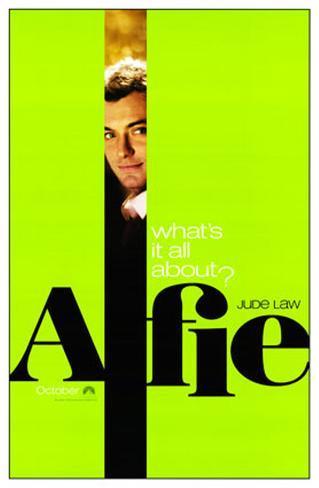 Alfie Originele poster