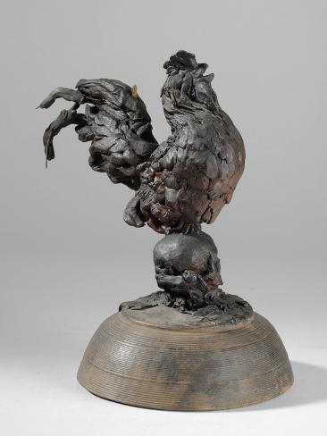 One of 9 Maquettes for the Sam Wilson Chimneypiece, C.1908-14 Giclée-Druck