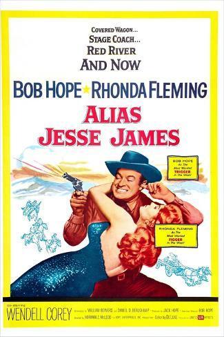 Alias Jesse James Kunstdruck