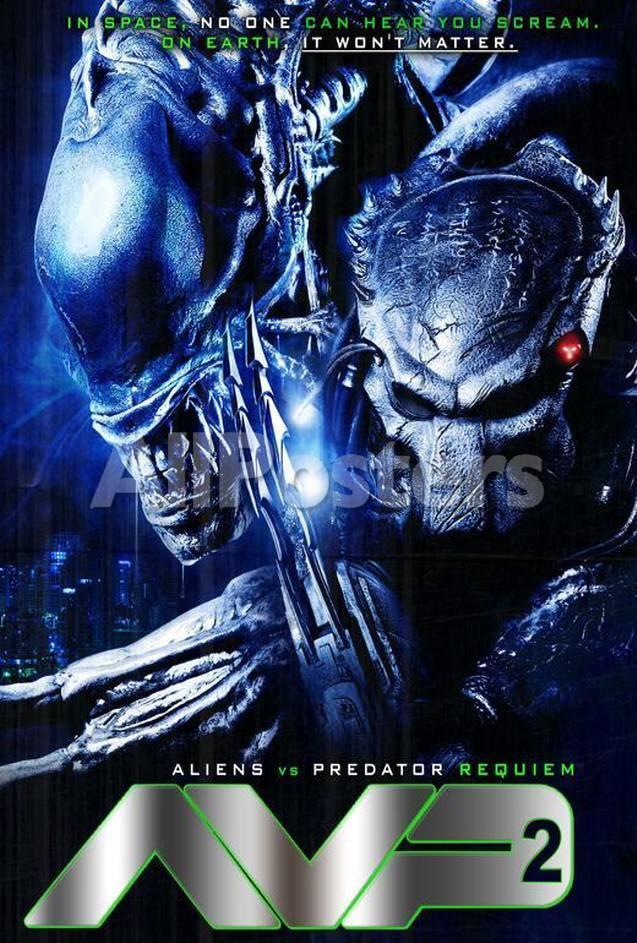 Aliens vs. Predator 2 Poster bei AllPosters.de
