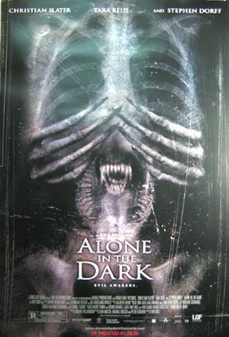 Alone in the Dark Originalposter