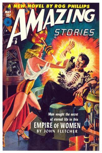 Amazing Stories (Pulp) Neuheit