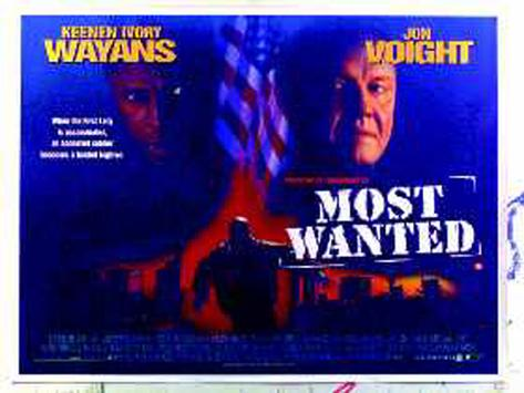 America's Most Wanted Originalposter
