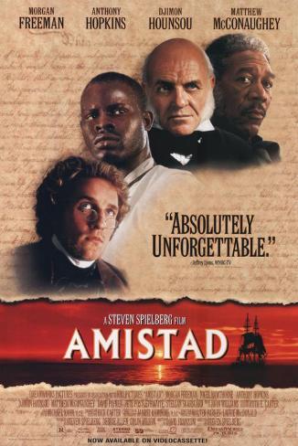 Amistad- Das Sklavenschiff Neuheit