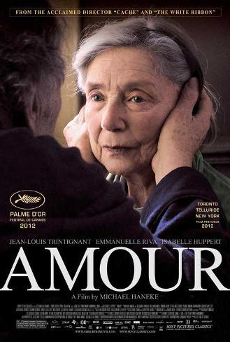 Amour Movie Poster Neuheit