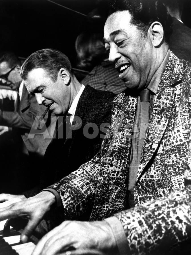 Anatomy Of A Murder James Stewart Duke Ellington 1959 Foto Bei