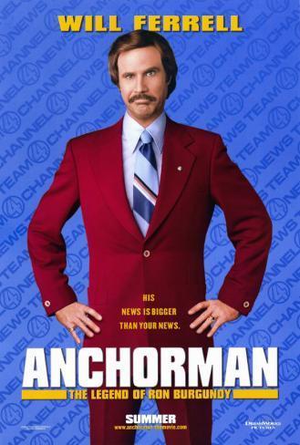 Anchorman– Die Legende von Ron Burgundy Neuheit