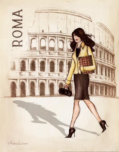 Rom Kunstdruck
