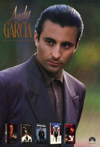 Andy Garcia Neuheit