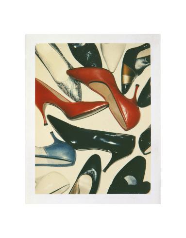 shoes 1980 kunst von andy warhol bei. Black Bedroom Furniture Sets. Home Design Ideas